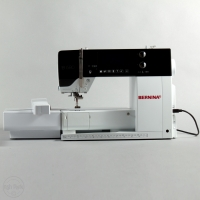 Bernina B 580 mit Stickmodul gebraucht