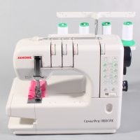 Janome Cover Pro 1000 CPX gebraucht