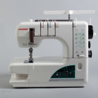 Janome Cover Pro 1000 CPX Limited Edition gebraucht