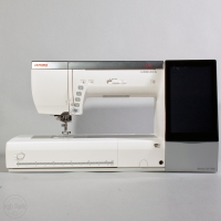 Janome Horizon MC 15000 Version 2 gebraucht