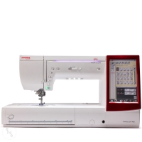 JANOME Horizon Memory Craft 14000 mit MBX 4.5 Software