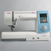 Janome Horizon MC 8900 QCP Special Edition gebraucht