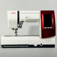 Janome Memory Craft 9900 inkl. MBX 4.5 Software gebraucht