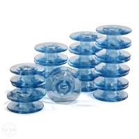 PFAFF Spule für Umlaufgreifer kunststoff blau