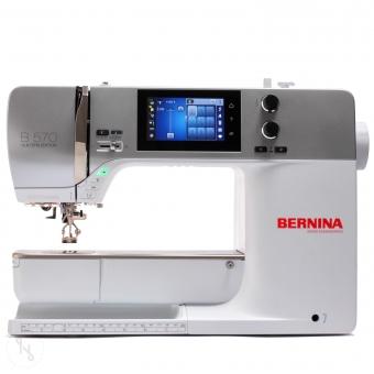 BERNINA B 570 QE Ausstellungsmaschine