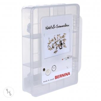 BERNINA Nähfußsammelbox - Nachfolgeset
