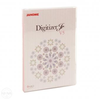JANOME Digitizer Junior V5.0