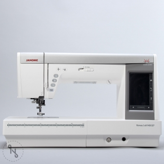 JANOME Memory Craft 9400 QCP gebraucht