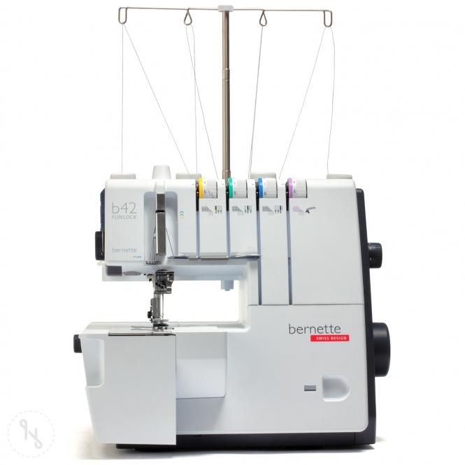 BERNETTE b42 Funlock Ausstellungsmaschine
