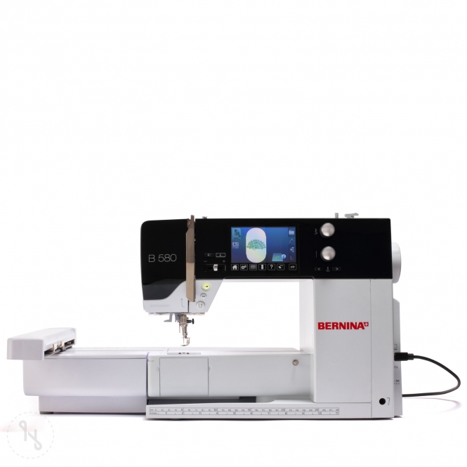 BERNINA B 580 mit Stickmodul