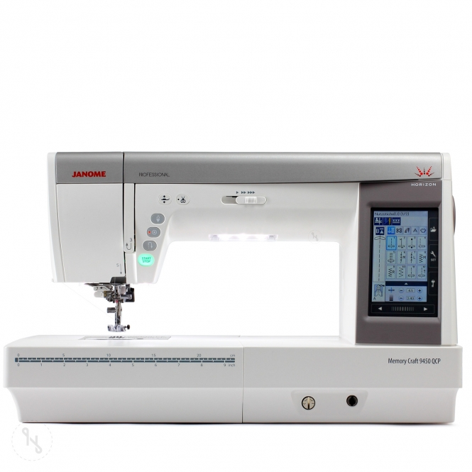 JANOME Horizon Memory Craft 9450 QCP