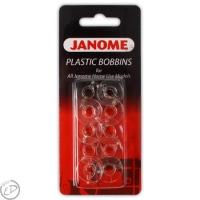 Original Janome Spulen 10er Packung