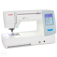 Janome Horizon MC 8200 QCP Special Edition