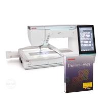 Janome Horizon MC 15000 Version 2 inkl. MBX-Software 4.5 Ausstellungsmaschine