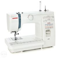 Janome Modell 415 Ausstellungsmaschine