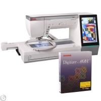 Janome Horizon MC 15000 inkl. MBX-Software 4.5