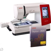 Janome Memory Craft 9900 inkl. MBX-Software 4.5
