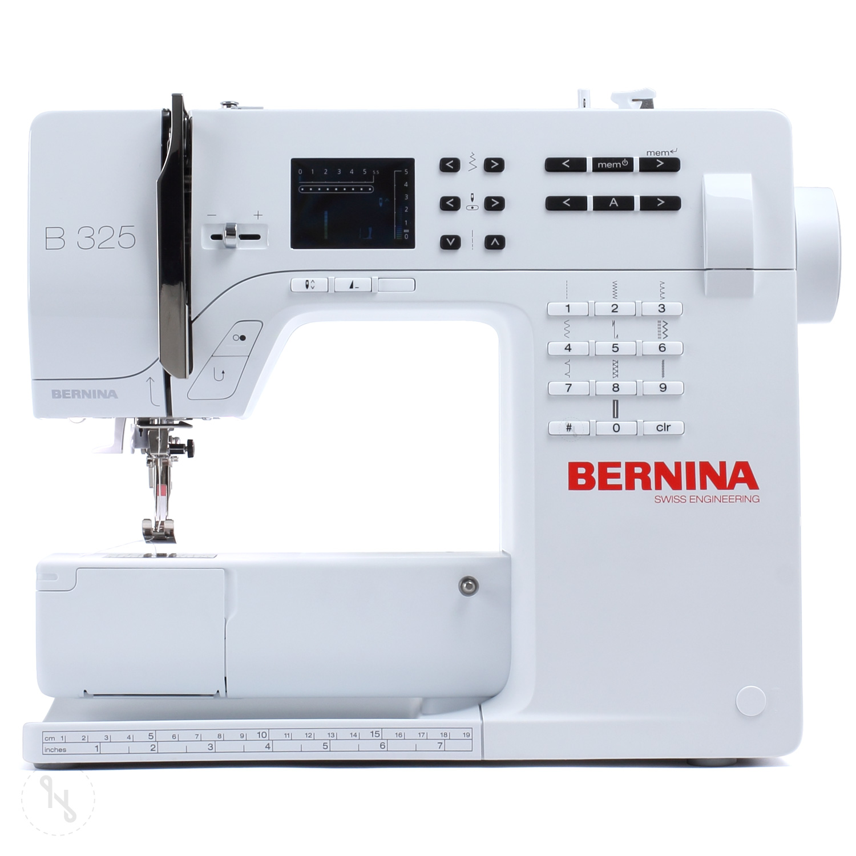 Bernina S/äumer Geradstich Nr 64 4 mm