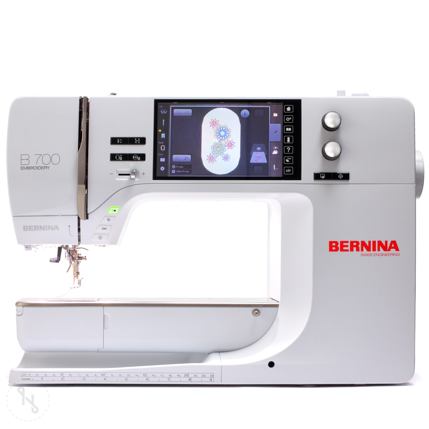 BERNINA B 700 ohne Stickmodul