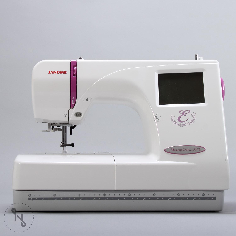 JANOME Memory Craft 350E gebraucht
