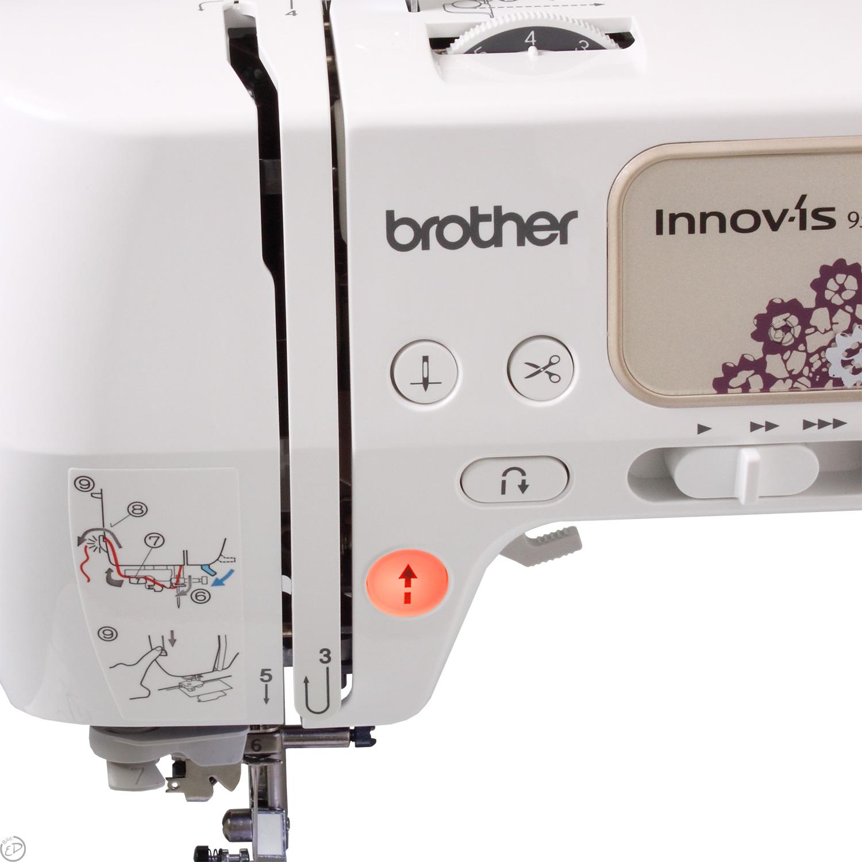brother innov is 955 n hmaschine g nstig einkaufen bei naehmaschinen. Black Bedroom Furniture Sets. Home Design Ideas