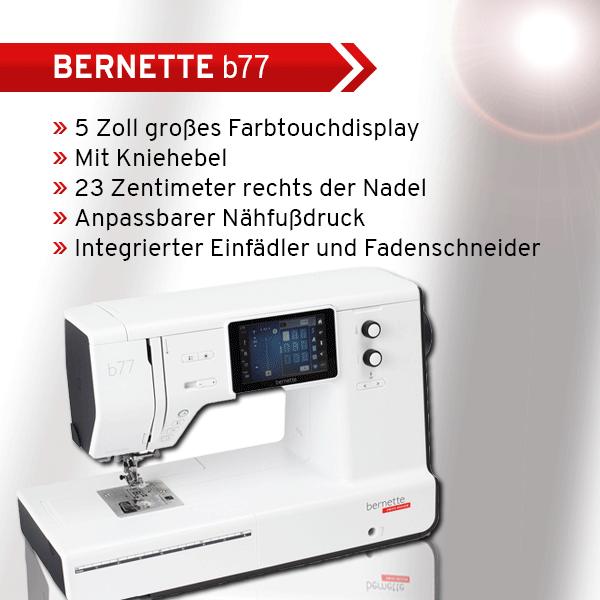 2 Bernette b77 xs-sm